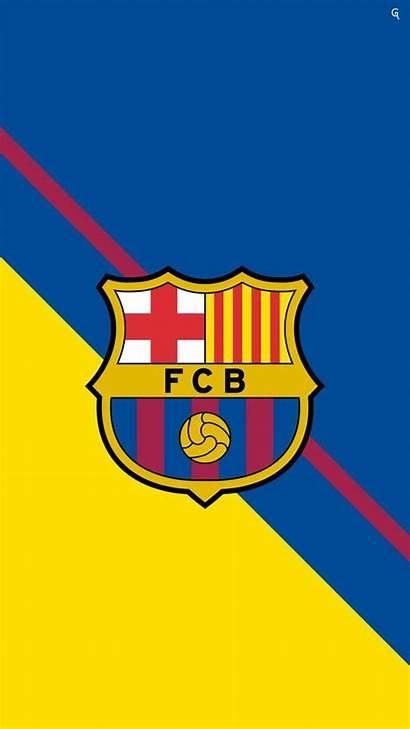 Barcelona Fc Soccer Barca Emblem Football