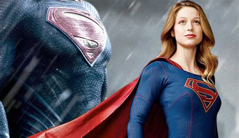 superman    supergirl season  premiere
