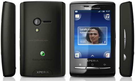 sony ericsson xperia  mini pictures official