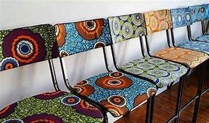 Decorating With African Wax Fabric Kenisa Home