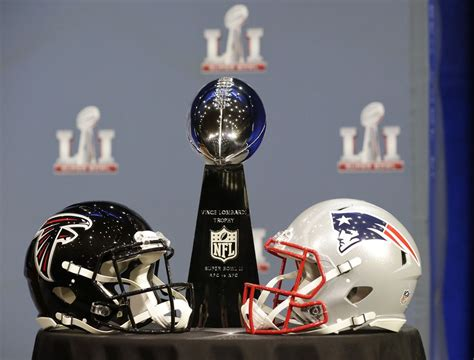 Super Bowl 51: Time, channel, live stream and radio info ...