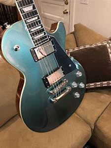 Epiphone Les Paul Modern 2020 Faded Pelham Blue