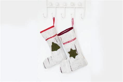 nikolausstiefel selber machen 10 geniale anleitungen weihnachtsdeko selber machen sockshype