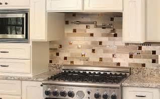 black glass tiles for kitchen backsplashes brown glass travertine backsplash tile backsplash