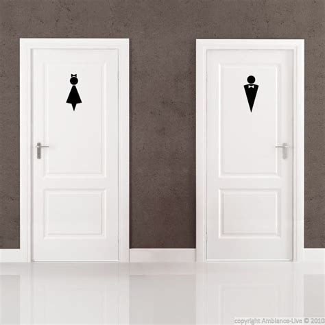 bathroom door designs 17 best images about clever unique salon restroom sign