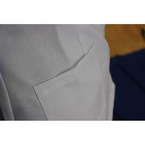 veste cuisine pas cher tunique esthéticienne spa blanche pas cher pour femme lisavet