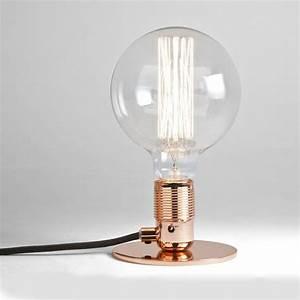Lampe à Poser Cuivre : lampe poser frama cuivre home pinterest ~ Dailycaller-alerts.com Idées de Décoration
