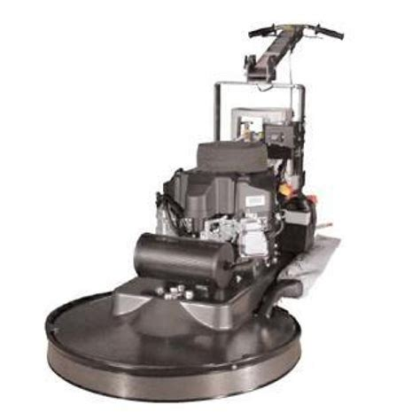 Propane Floor Buffer Burnisher by Pioneer Eclipse 24 Quot Fuel Efficient Propane Floor Burnisher