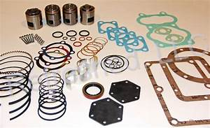 Quincy 340 Pump Tune Up Kit Replacement Valve Set Air