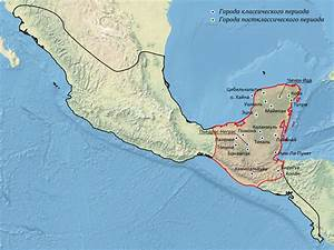 File:Maya civilization in Mesoamerica map.svg - Wikimedia ...