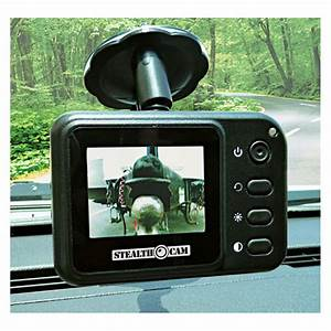 Stealth Cam Wireless Backup Camera System