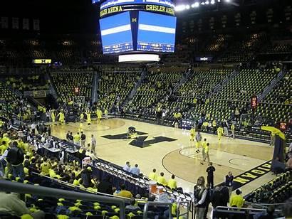 Michigan State Basketball Crisler Vs Arena Talk