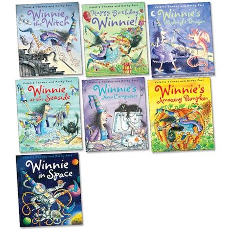winnie  witch picture book pack scholastic book club