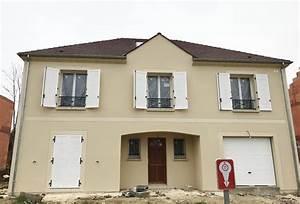 Maison Pierre 77 : la maison d 39 eline et wilfried en seine et marne 77 ~ Melissatoandfro.com Idées de Décoration