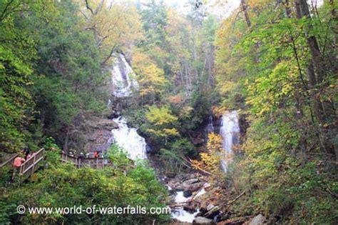 Anna Ruby Falls (Unicoi State Park, Georgia, USA)