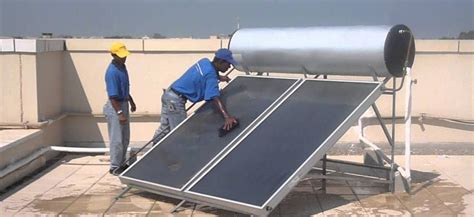 Solar Water Heating  Union Of Concerned Scientists