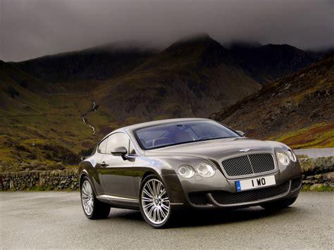New 600bhp Bentley Continental Gt Speed