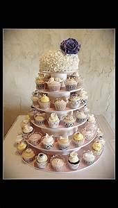 Petit Fours Hochzeit : mini cakes petit fours vintage wedding tower hochzeitstorte ideen hochzeitstorte ~ Orissabook.com Haus und Dekorationen