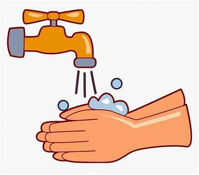 Hands Washing Clip Transparent Cliparts Piu Kindpng