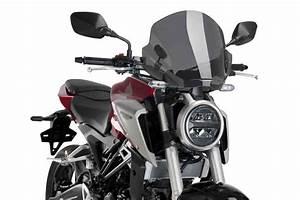 Honda Cb125r 2018 : puig stream universal screen honda cb125f ~ Melissatoandfro.com Idées de Décoration