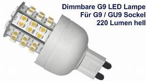 Led Birnen G9 : dimmbare lampen my blog ~ Yasmunasinghe.com Haus und Dekorationen