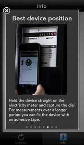Stromverbrauch Geräte Berechnen : electrack iphone app bibliothek haustechnikdialog ~ Themetempest.com Abrechnung