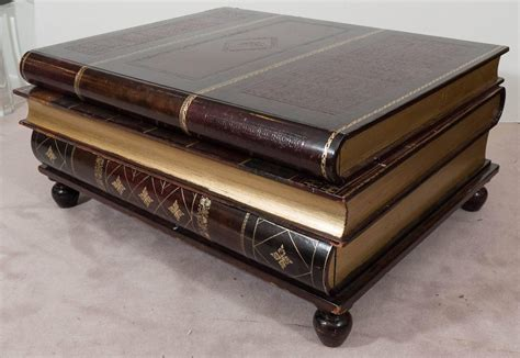 Maitland-smith Stacked Books Coffee Table At 1stdibs