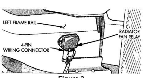 Dodge Neon Sxt Dual Radiator Cooling Fan Wiring