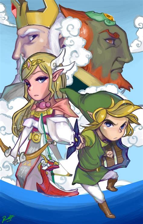 243 Best Loz Wind Waker 2002 Images On Pinterest