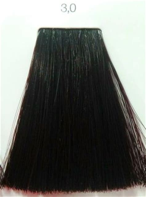 loreal inoa  deep cover dark brown hair colar