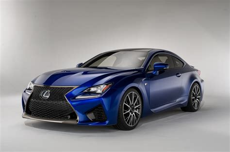 Lexus Rc F Coupe To Take On The Bmw M4 Coupe