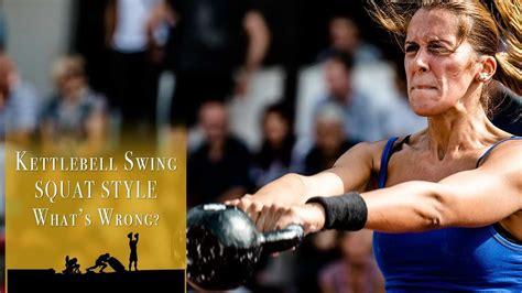 kettlebell squat swing kettlebell swing squat style crossfit kettlebells