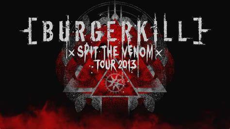 burgerkill rockadventure spit  venom  concert