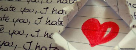 Hate That I Love You Cover by 25 Stylish Facebook Covers Life Quotes