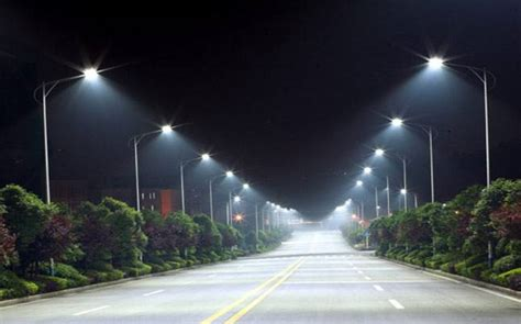 Ap To Implement Indias First Rural Led Street Light