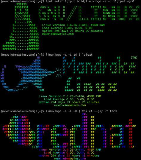 colorful ssh  message ubuntu rackspace cloud