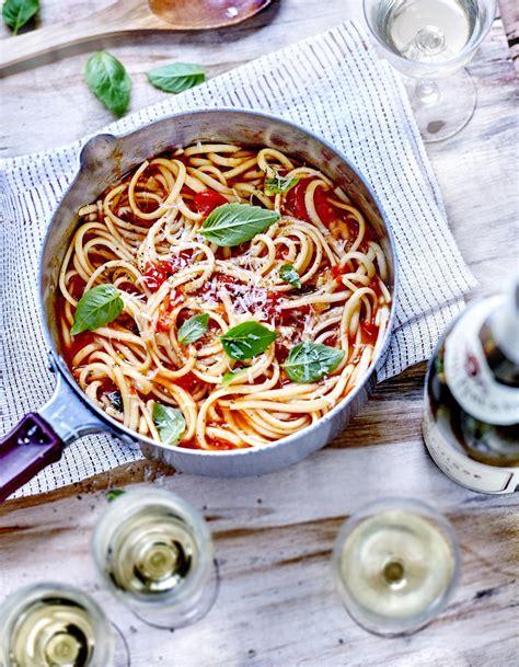 site de recettes de cuisine recettes de pâtes à table