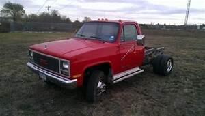 Buy Used 1989 Gmc 1 Ton 3500 4x4 Diesel In Riesel  Texas