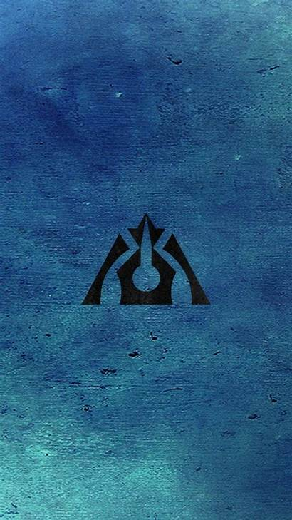 Magic Gathering Symbols Maze Dragons Mobile Wallpapers