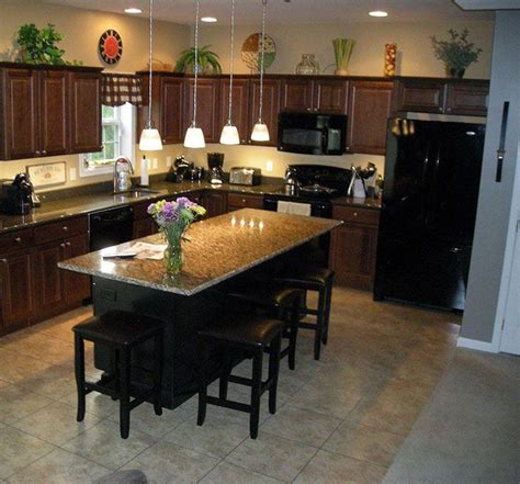 But before you do this, ensure that you have observed basic precautions. Countertop Island Supports - hidden | Kitchen island with ...
