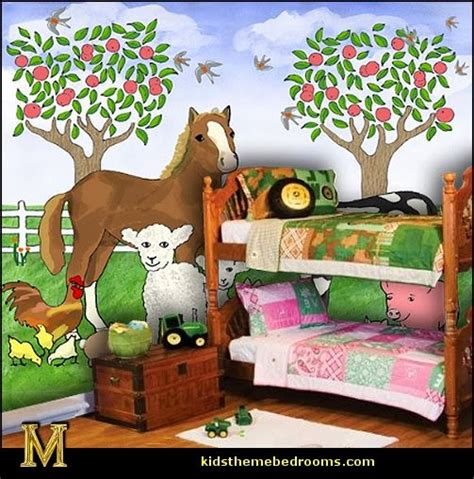 Deere Room Decorating Ideas by Decorating Theme Bedrooms Maries Manor Farm Theme