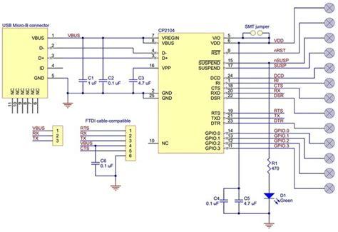 cp usb  serial adapter carrier pololu  rlx