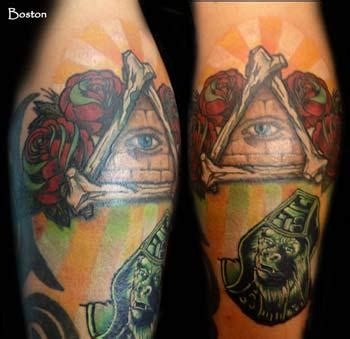 boston rogoz tattoo tattoos space  aliens