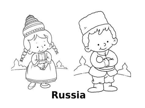 immagini bambini felici da colorare disegni da colorare i bambini mondo russia