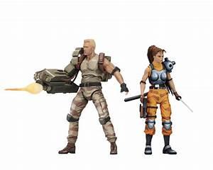 "Alien vs Predator (Arcade Appearance) – 7"" Scale Action"