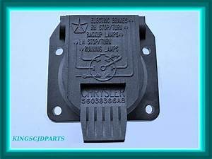 Jeep Trailer Plug Wiring Diagram : new mopar 1998 2010 dodge jeep 7 way pin trailer hitch ~ A.2002-acura-tl-radio.info Haus und Dekorationen