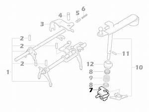 Mini Cooper Gear Selector Parts Midlands 5