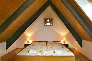 decoration petite chambre mansardee With decorer une chambre mansardee