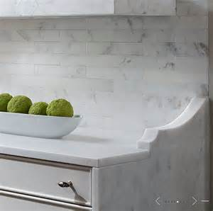 marble kitchen backsplash marble subway tiled backsplash transitional kitchen de giulio kitchen design