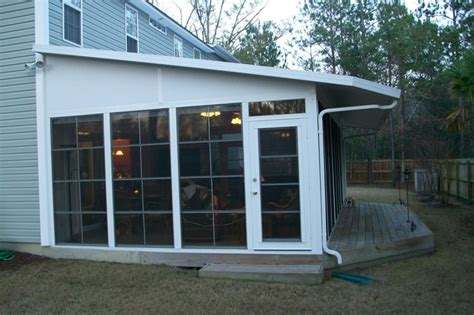 diy screened in porch diy ezebreeze windows and doors the best of a screened